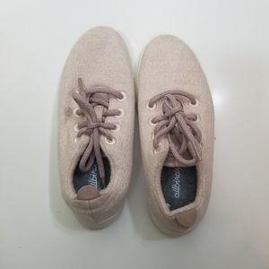 ALLBIRDS Wool Runners Tan Shoes Size 6